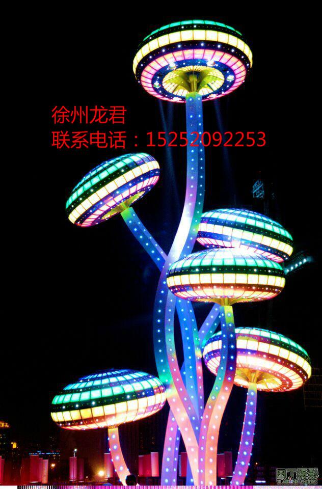 灯光节造型制作布置灯光节出租清单灯光节出租出售