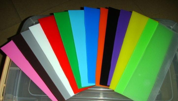 苏州中空板的材质 苏州中空板储蓄箱 中空板阻燃周转箱
