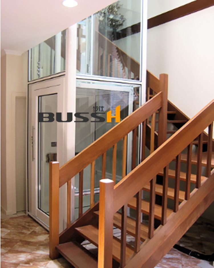 家用电梯最小尺寸 适合楼梯中间装