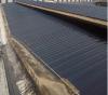 佛山市厂房锌铁瓦交接缝漏水补漏整体局部防锈防水补漏施工