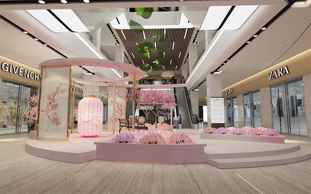 美陈设计产品图片高清大图,本图片由南京美赛展览工程有限公司提供.