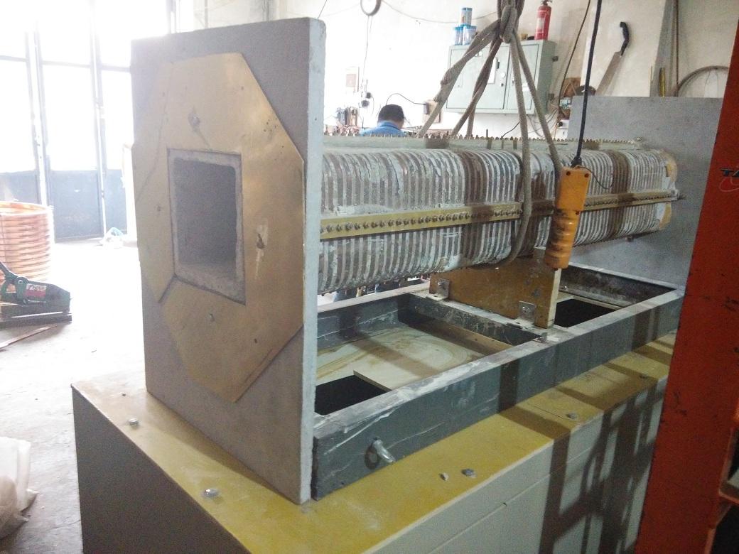 沈阳市维修中频感应加热炉厂家,维修中频加热炉线圈