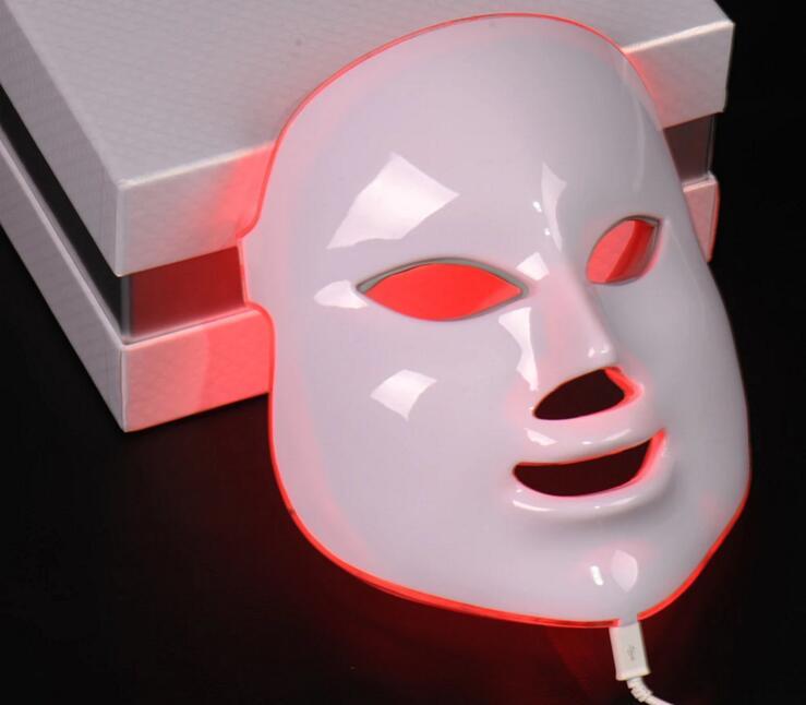 [供应]led美容面罩面膜仪柔性电路板七色彩光红蓝光led美容面罩面膜仪