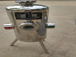 江西南昌硅磷晶加药罐设备厂家直销